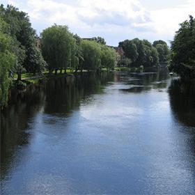Kanotur i Skåne 2016